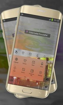 Color Lake Keypad Cover apk screenshot