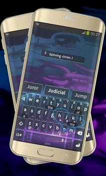 Colored Circle Keypad Cover apk screenshot