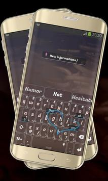 Clear Brown Keypad Cover screenshot 2