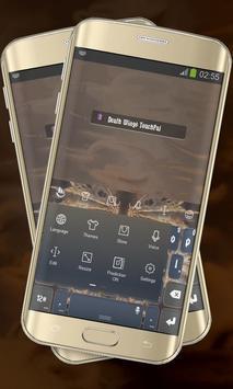 Death Wings Keypad Cover apk screenshot