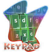 Different Green Keypad Cover icon