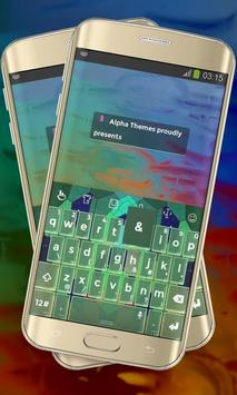 Different Green Keypad Cover poster