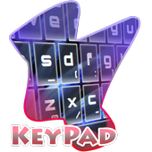 Feather Fan Keypad Cover icon