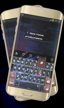 Feather Fan Keypad Cover apk screenshot