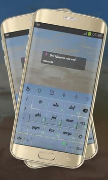 Forest Line Keypad Cover screenshot 3