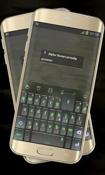 Fresh Grey Keypad Cover poster
