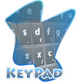 Magical riddle Keypad Cover icon