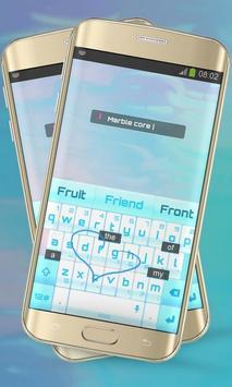 Marble core Keypad Cover apk screenshot