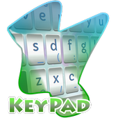Marble of love Keypad Cover icon