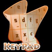 Moon Instrument Keypad Cover icon