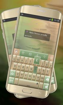 Mountain top Keypad Cover apk screenshot