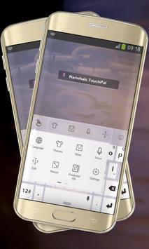 Narwhals Keypad Cover apk screenshot