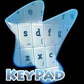 Output Keypad Cover icon
