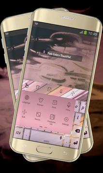 Pale Colors Keypad Cover screenshot 1