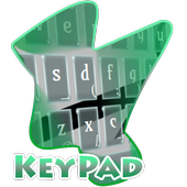 Paper Cut Keypad Cover icon
