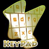 Pegasus wings Keypad Cover icon