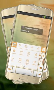 Pegasus wings Keypad Cover apk screenshot