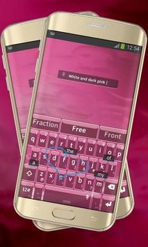 Pink Lines Keypad Cover screenshot 2