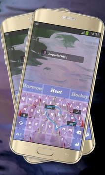 Purple Lily Keypad Cover screenshot 2