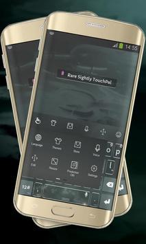 Rare Sightly Keypad Cover apk screenshot