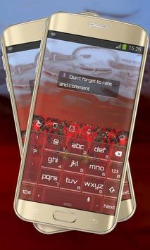 Red Rivers Keypad Cover apk screenshot