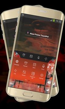 Rose Frame Keypad Cover apk screenshot
