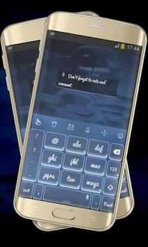Sharp Blue Keypad Cover screenshot 3