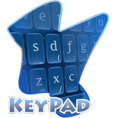 Simple Sky Keypad Cover icon