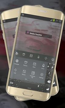 Sombre Keypad Cover apk screenshot