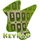 Spider Web Keypad Cover icon