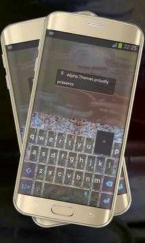 Stone Keypad Cover poster