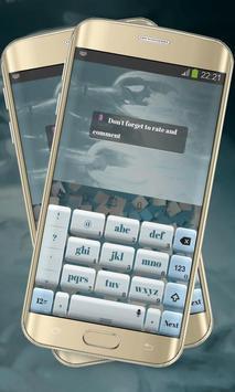 Sticky Keypad Cover apk screenshot