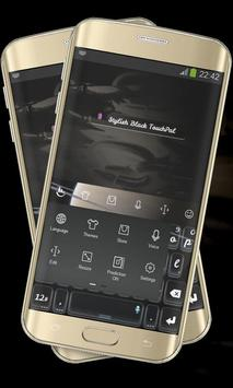 Stylish Black Keypad Cover screenshot 9