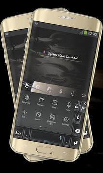 Stylish Black Keypad Cover screenshot 1