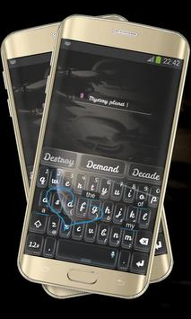 Stylish Black Keypad Cover screenshot 2