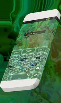 A world of art Keypad Theme apk screenshot