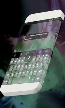 A vast cosmos Keypad Theme apk screenshot