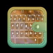 Burning sand Keypad Theme icon
