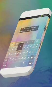 Bygone memory Keypad Theme poster