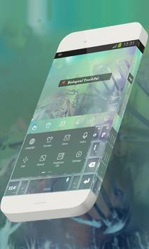 Biological Keypad Theme screenshot 1