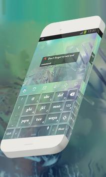 Biological Keypad Theme screenshot 7