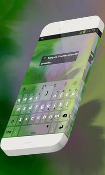 Colorful wings Keypad Theme apk screenshot