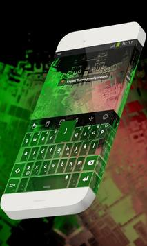 Core of the town Keypad Theme poster