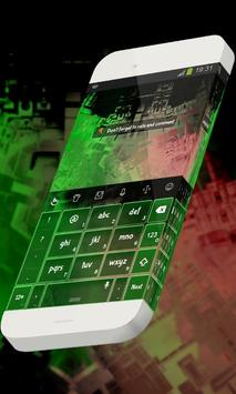 Core of the town Keypad Theme apk screenshot