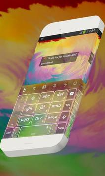 Creamy purple Keypad Theme screenshot 3