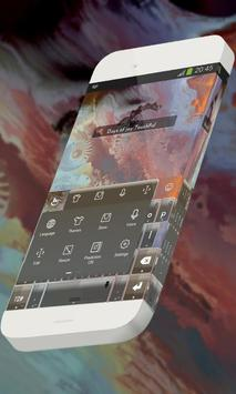 Days of joy Keypad Theme apk screenshot