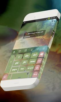 Destiny Keypad Theme apk screenshot