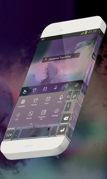 Distance Keypad Theme apk screenshot