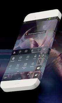 Down to earth Keypad Theme apk screenshot