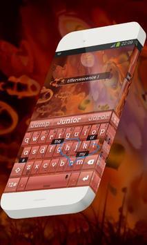 Effervescence Keypad Theme apk screenshot